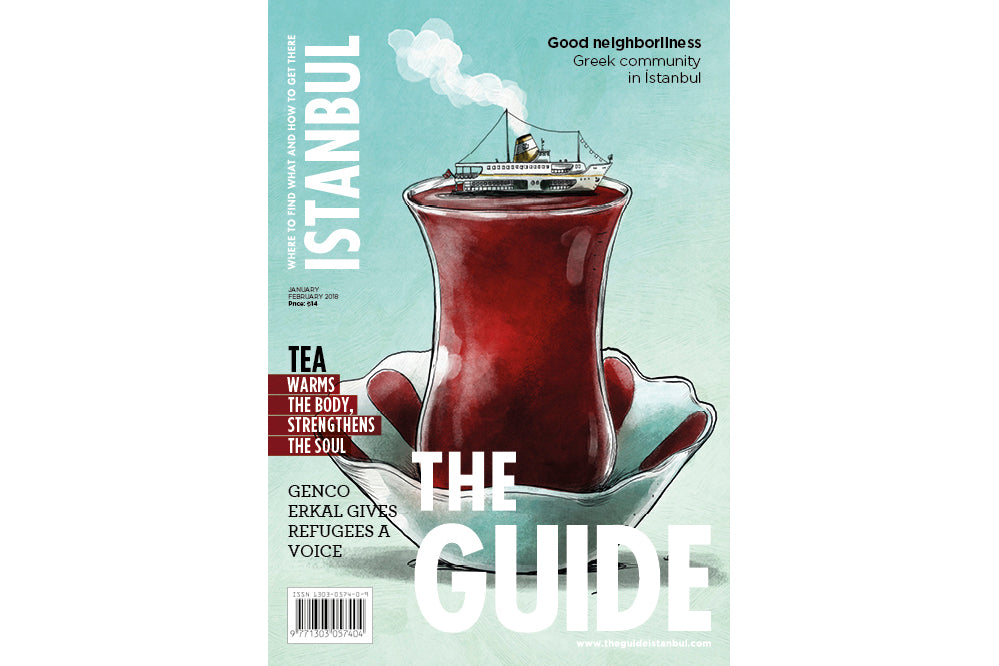 The Guide Istanbul January/February 2018