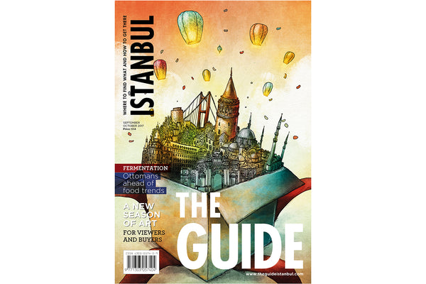 The Guide Istanbul September/October 2017