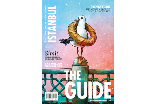 The Guide Istanbul November/December 2017
