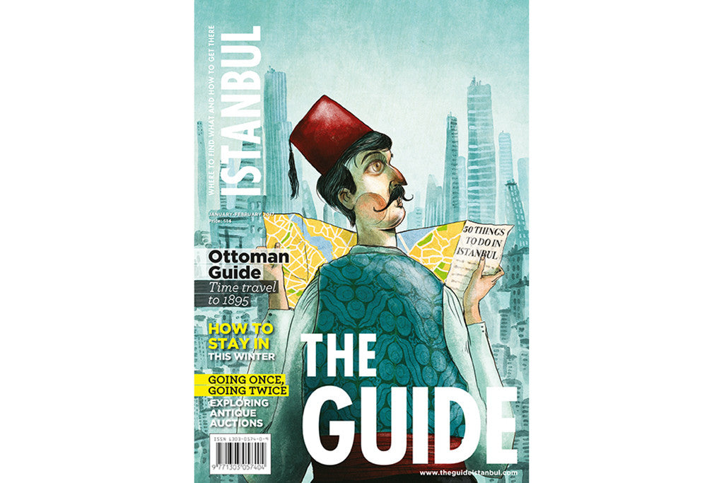 The Guide Istanbul January/February 2017