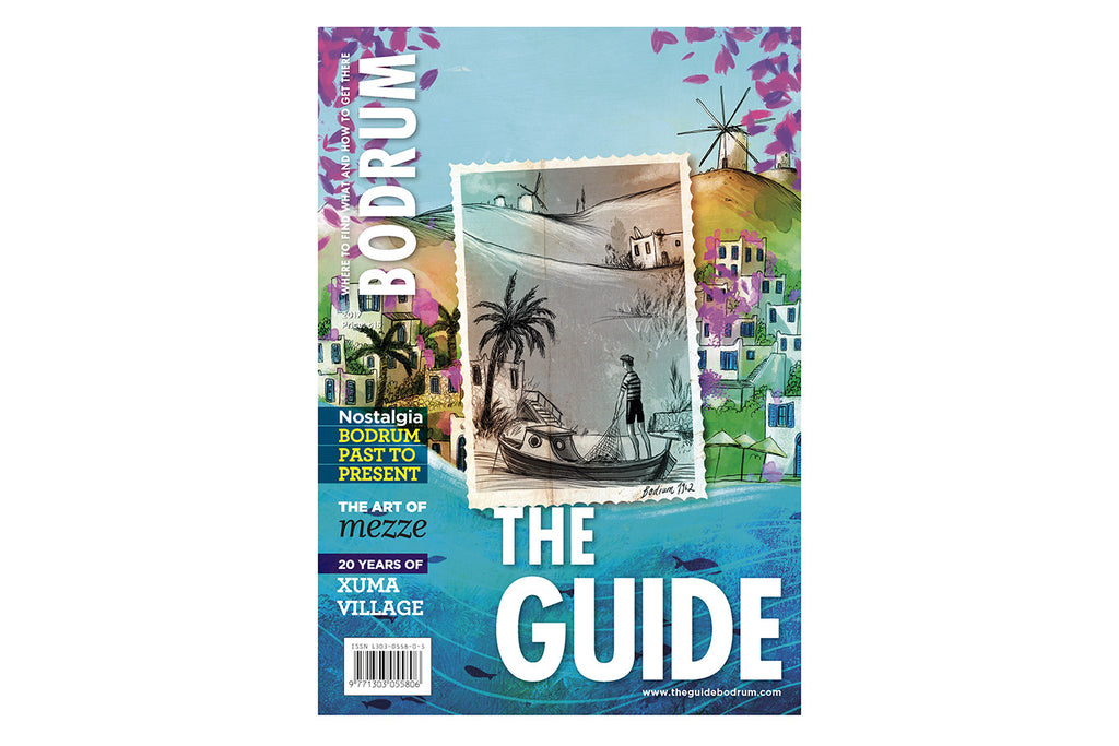 The Guide Bodrum 2017 Issue