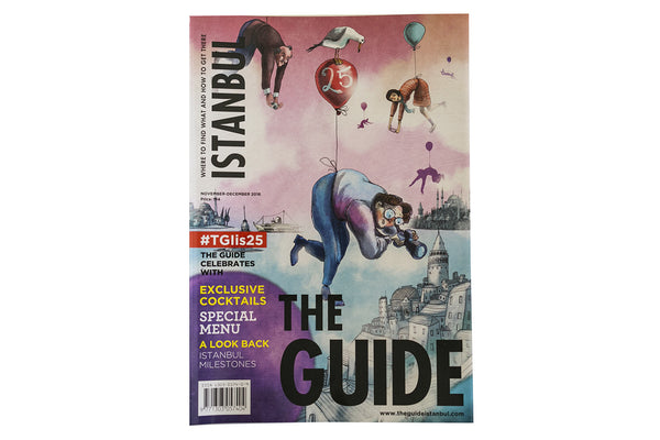 The Guide Istanbul November/December 2016