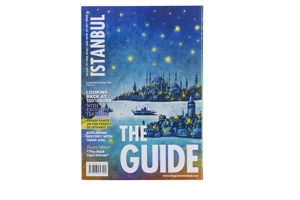 The Guide Istanbul September/October 2016