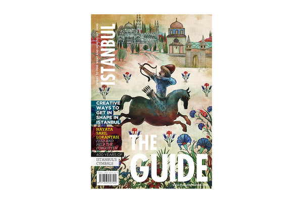 The Guide Istanbul May/June 2017