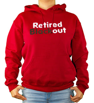 Retired Blackout Hoodie