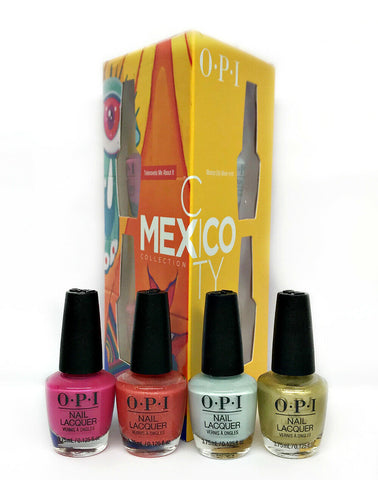 OPI -  Mexico City Collection