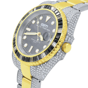 SONAR Steel CZ Watch | 5303442 - The Trendy Accessories Store
