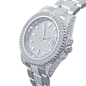 HURRICANE STAINLESS STEEL WATCH | 530381 - The Trendy Accessories Store
