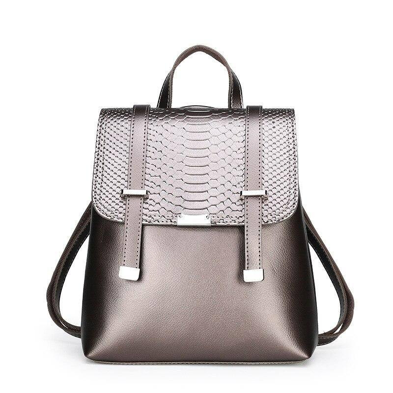Double strap casual Luxury backpack - The Trendy Accessories Store