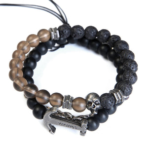 Tribal Stone Bracelet - The Trendy Accessories Store