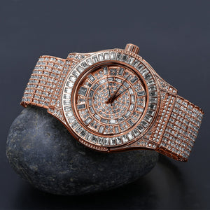 GALLANT Steel CZ Watch | 5303336 - The Trendy Accessories Store