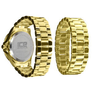 MONARCH Bling Master Watch Set | 530112 - The Trendy Accessories Store