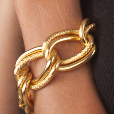 Emma Double Link Bracelet - The Trendy Accessories Store