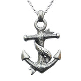 Fatherly Anchor Necklace - The Trendy Accessories Store