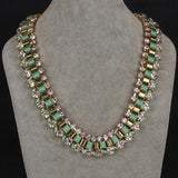 Statement Necklace in 18K Gold Plated - The Trendy Accessories Store