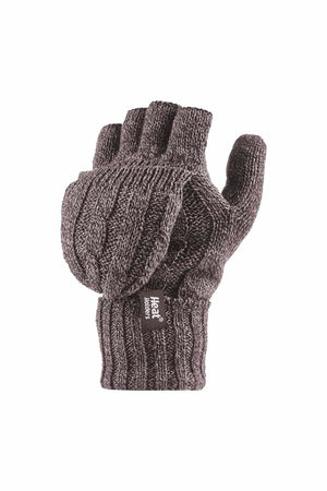 Thermal Fingerless Converter Gloves - The Trendy Accessories Store