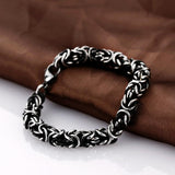 Byzantine Stainless Steel 316L Bracelet - The Trendy Accessories Store