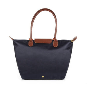 Nylon Tote Fashion Handbag - The Trendy Accessories Store