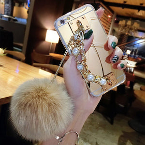 Luxury Gold Mirror Phone Case