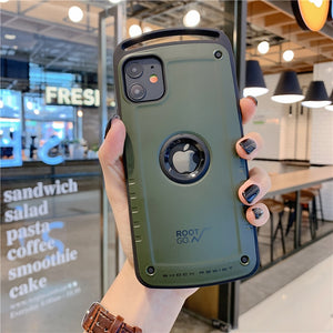 Hybrid Shockproof iPhone Case - The Trendy Accessories Store