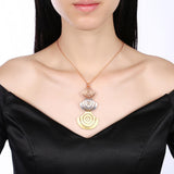 Carpi Necklace in 18K Rose Gold Plated - The Trendy Accessories Store