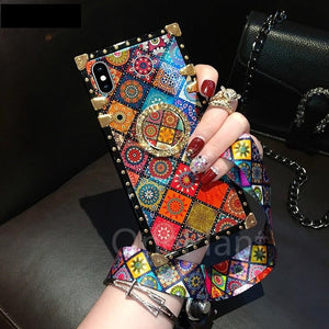 Luxury 3D Trendy High Fashion Inspired Iphone and Samsung Case - The Trendy Accessories Store