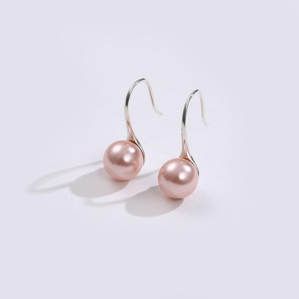 Sterling Silver Earring Pearl Drop - The Trendy Accessories Store