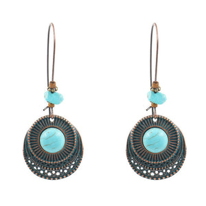 1 Pair Retro Vintage Earring - The Trendy Accessories Store
