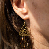 Woodhaven Earrings - The Trendy Accessories Store