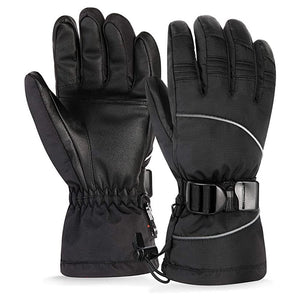 Ski Waterproof Winter Gloves with Touchscreen Function - The Trendy Accessories Store