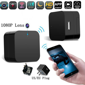 1080P WiFi Network Spy Camera - The Trendy Accessories Store