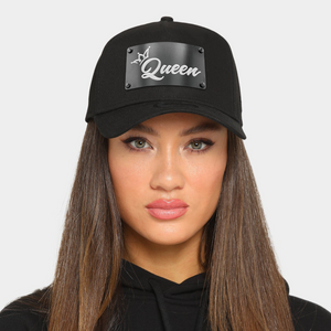 Queen Strapback hat - The Trendy Accessories Store