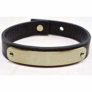 Genuine Leather Bracelet - The Trendy Accessories Store