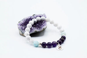 Health & Wellbeing Gemstone Bracelet - The Trendy Accessories Store