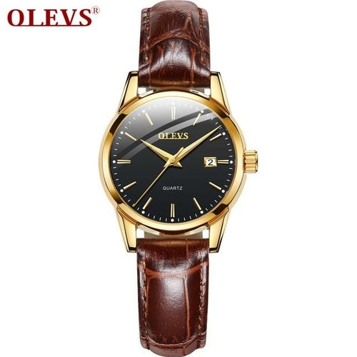 Olevs Casual Waterproof Premium Watches - The Trendy Accessories Store