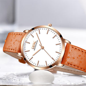Genuine and Simplified Luxury Waterproof Watches - The Trendy Accessories Store