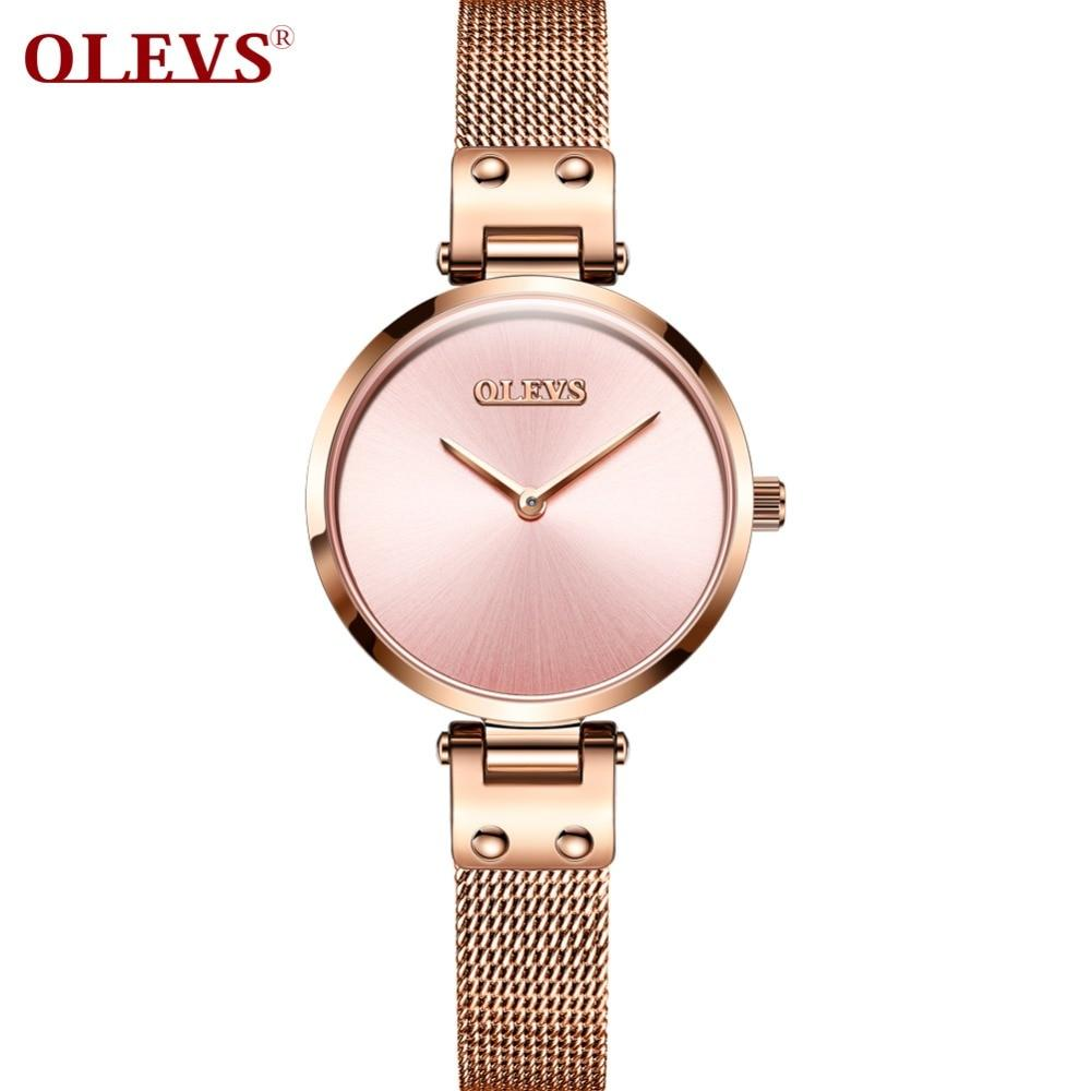 Simplify Premium Gold Plated Watch - The Trendy Accessories Store