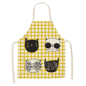 Kitty Aprons For Cat Lovers