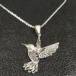 Load image into Gallery viewer, Hummingbird Necklaces