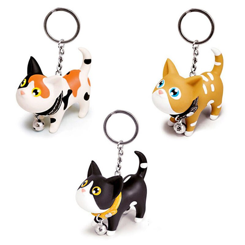 Cat Lovers Keychain