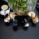 Load image into Gallery viewer, Cat Lovers Keychain