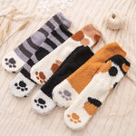 Load image into Gallery viewer, Cat Paw Socks