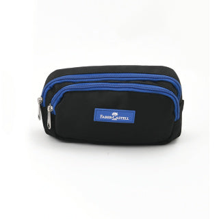 Estuche Urban-Weekend Negro/Azul