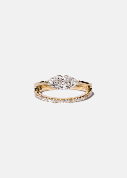 Marquise Sunset Ring