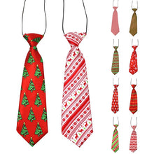 Load image into Gallery viewer, Pet Festive Holiday Ties