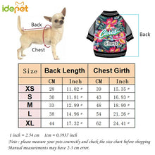 Load image into Gallery viewer, Tropical Print Dog Coat/Jacket