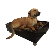 Load image into Gallery viewer, Royal Modern Cozy Pet Bed Low to the Ground Dog or Cat Bed