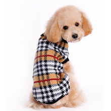 Load image into Gallery viewer, Furberry Checkered Sweater | Dog Clothing