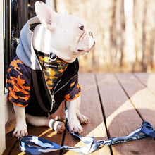 Load image into Gallery viewer, French Bulldog Hoodie | Frenchie Clothing | Mustard Ultimate Camo