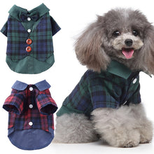 Load image into Gallery viewer, Formal Dress Shirt/Vest with Bowtie For Small Dogs/Cats